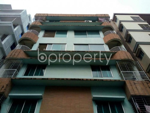 Front view - 2 Bed Apartment to Rent in Bashundhara R-A, Dhaka - 1860119