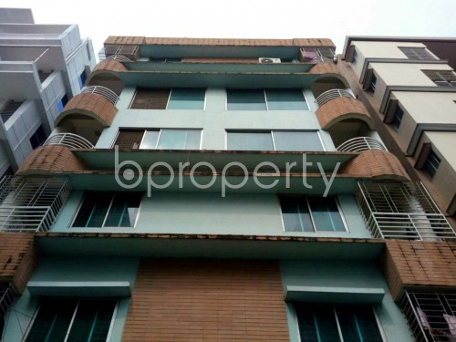 Front view - 2 Bed Apartment to Rent in Bashundhara R-A, Dhaka - 1860120