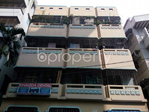 Front view - Shop to Rent in Uttara, Dhaka - 1860117