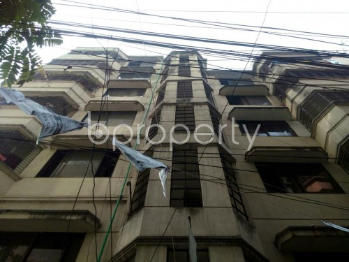 Front view - 2 Bed Apartment to Rent in Badda, Dhaka - 1860130