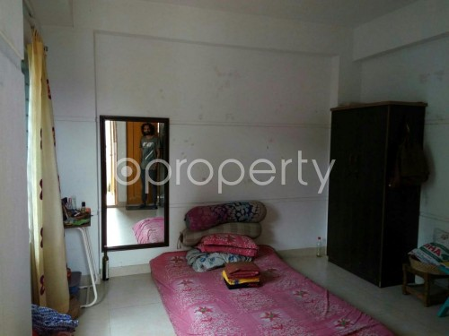Bedroom - 3 Bed Apartment to Rent in Adabor, Dhaka - 1860146