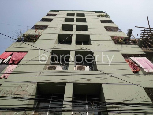 Front view - 2 Bed Apartment to Rent in Kathalbagan, Dhaka - 1860151