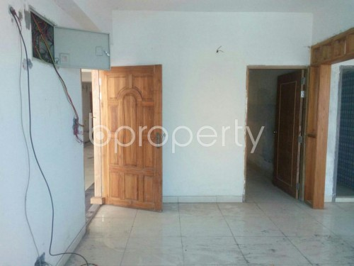 Dining area - 3 Bed Apartment for Sale in Rampura, Dhaka - 1860138