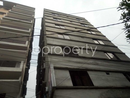 Outside view - 1 Bed Apartment to Rent in Nadda, Dhaka - 1860159
