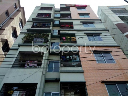 Front view - 3 Bed Apartment to Rent in Adabor, Dhaka - 1860163