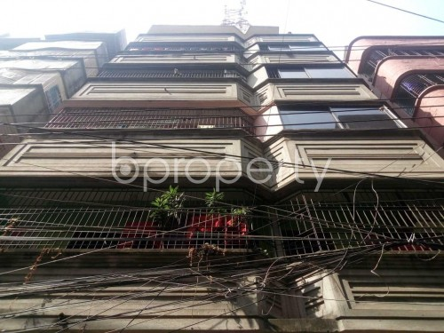 Front view - 2 Bed Apartment to Rent in Kathalbagan, Dhaka - 1860165