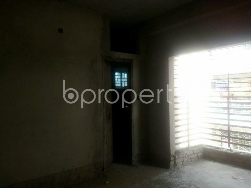Bedroom - 2 Bed Apartment for Sale in Badda, Dhaka - 1860160