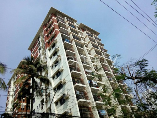 Outside view - 3 Bed Apartment to Rent in Dhanmondi, Dhaka - 1860170