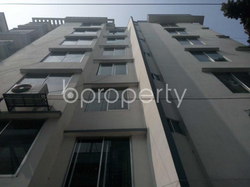 Front view - 3 Bed Apartment to Rent in Uttara, Dhaka - 1860173