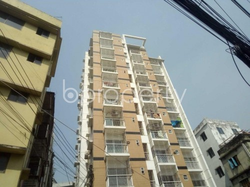 Front view - Office to Rent in Kalachandpur , Dhaka - 1860186
