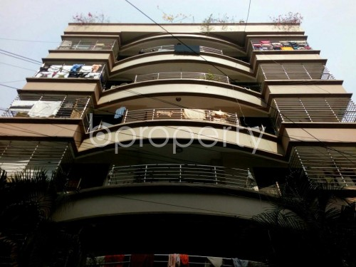 Front view - 4 Bed Apartment to Rent in Uttara, Dhaka - 1860196