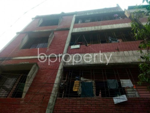 Front view - 1 Bed Apartment to Rent in Shyampur, Dhaka - 1860156