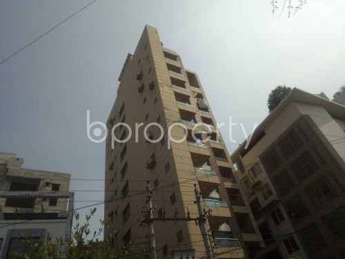 Front view - 4 Bed Apartment to Rent in Baridhara, Dhaka - 1860210