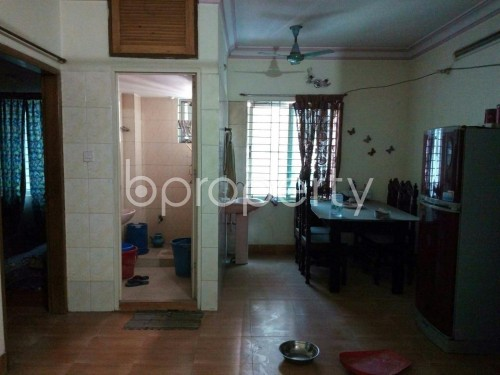 Dining area - 2 Bed Apartment to Rent in Adabor, Dhaka - 1860212