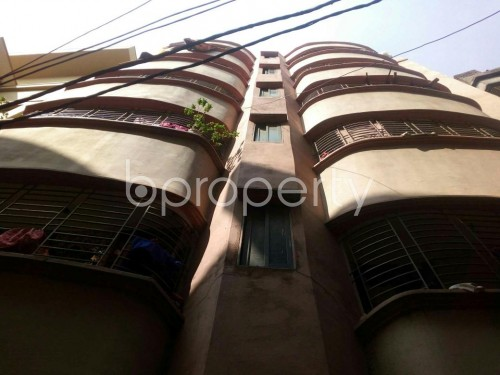 Front view - 1 Bed Apartment to Rent in Mirpur, Dhaka - 1860253