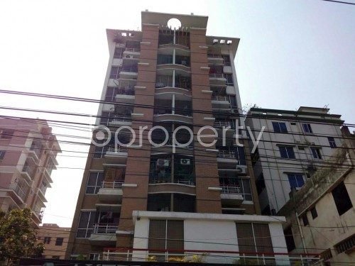 Front view - 3 Bed Apartment to Rent in Adabor, Dhaka - 1860255