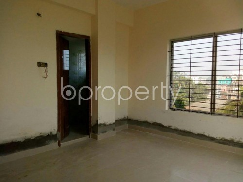 Bedroom - 2 Bed Apartment for Sale in Race Course, Comilla - 1860176