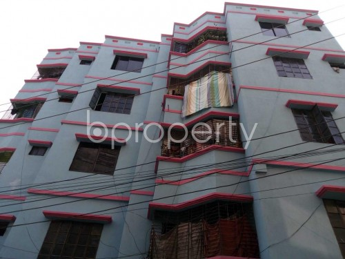 Front view - 3 Bed Apartment to Rent in Khilgaon, Dhaka - 1860279