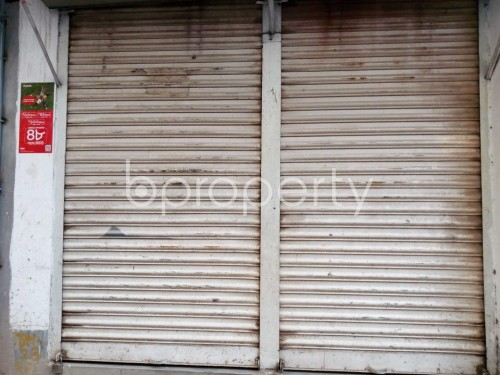 Front view - Shop to Rent in Khilgaon, Dhaka - 1860282
