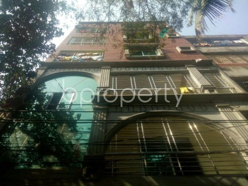 Front view - 2 Bed Apartment to Rent in Mirpur, Dhaka - 1860288