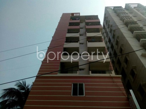 Front view - 3 Bed Apartment to Rent in Jhautola, Comilla - 1860292
