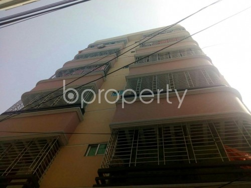 Front view - 2 Bed Apartment to Rent in Race Course, Comilla - 1860294