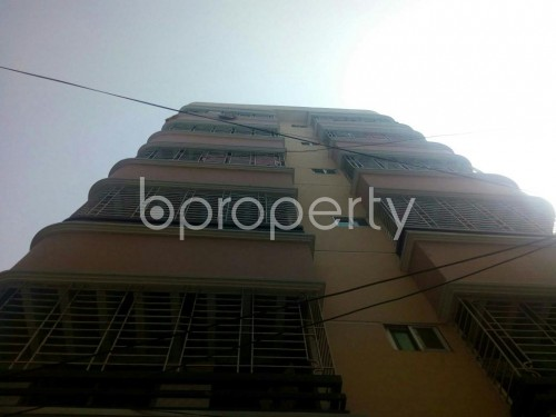 Front view - 2 Bed Apartment to Rent in Race Course, Comilla - 1860295