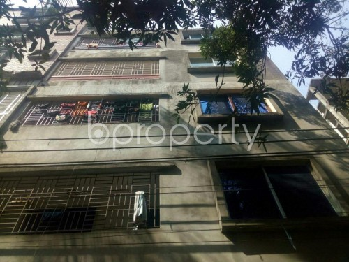 Front view - 2 Bed Apartment to Rent in Mirpur, Dhaka - 1860299