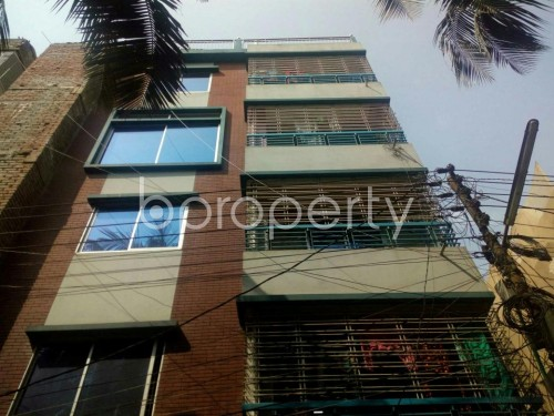 Front view - 2 Bed Apartment to Rent in Mirpur, Dhaka - 1860301