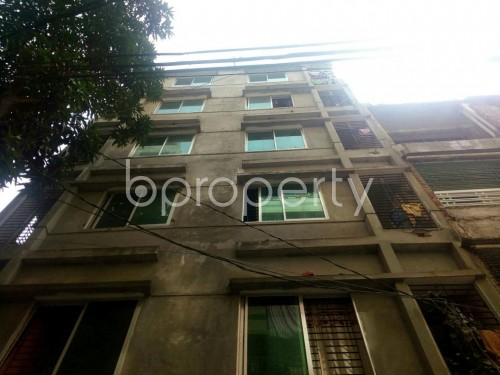 Front view - 2 Bed Apartment to Rent in Mirpur, Dhaka - 1860302