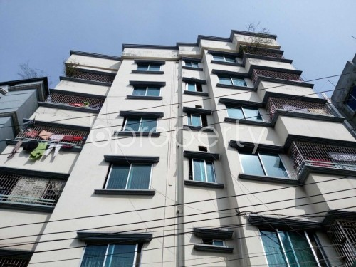 Front view - 3 Bed Apartment to Rent in Khilgaon, Dhaka - 1860307