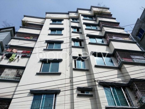 Front view - 2 Bed Apartment to Rent in Khilgaon, Dhaka - 1860308