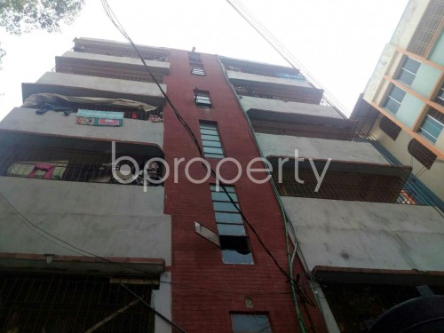 Front view - 2 Bed Apartment to Rent in Mirpur, Dhaka - 1860311