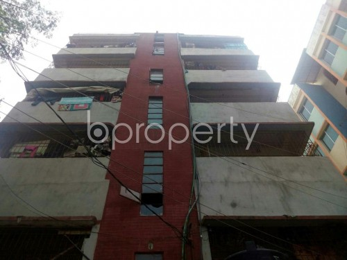 Front view - 2 Bed Apartment to Rent in Mirpur, Dhaka - 1860312