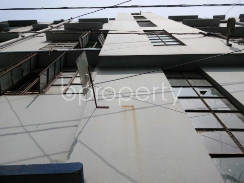 Front view - 2 Bed Apartment to Rent in Khilgaon, Dhaka - 1860313