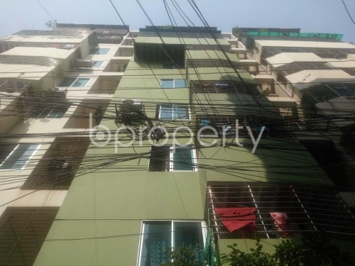 Front view - 3 Bed Apartment to Rent in Kathalbagan, Dhaka - 1860317