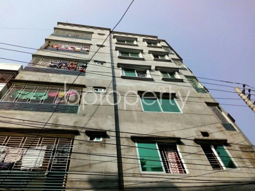 Front view - 3 Bed Apartment to Rent in Narayanganj, Narayanganj City - 1860321