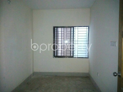 Dining area - 2 Bed Apartment for Sale in Badda, Dhaka - 1860285