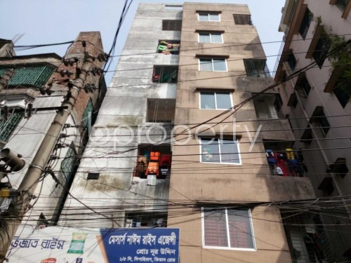 Front view - 2 Bed Apartment to Rent in Khilgaon, Dhaka - 1860316