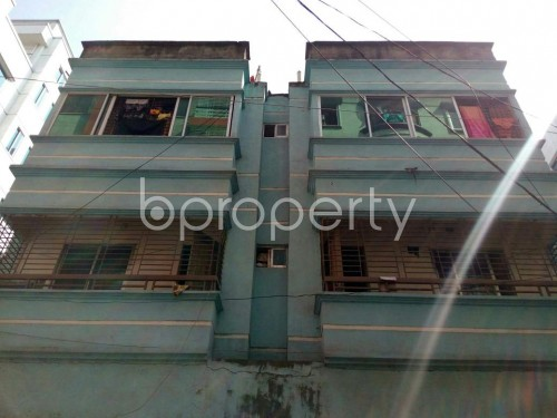 Front view - 2 Bed Apartment to Rent in Adabor, Dhaka - 1860331