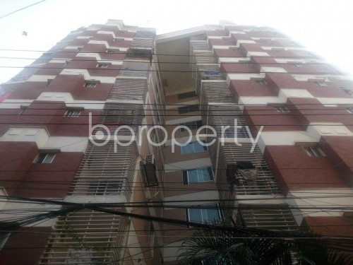 Front view - 3 Bed Apartment to Rent in Kathalbagan, Dhaka - 1860349