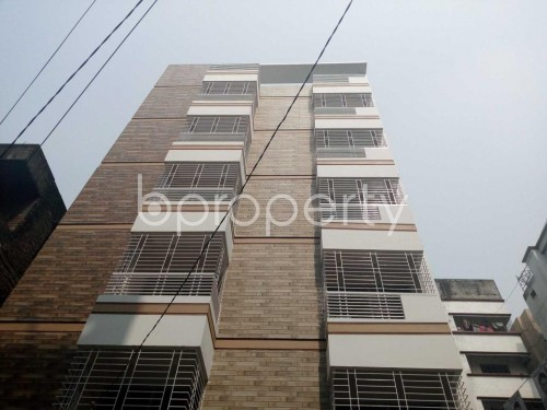 Front view - 3 Bed Apartment to Rent in Uttara, Dhaka - 1860345