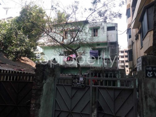 Front view - 3 Bed Apartment to Rent in Mirpur, Dhaka - 1860353