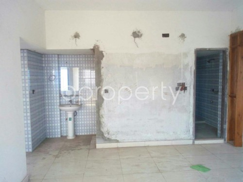 Empty Room - 3 Bed Apartment for Sale in Rampura, Dhaka - 1860239