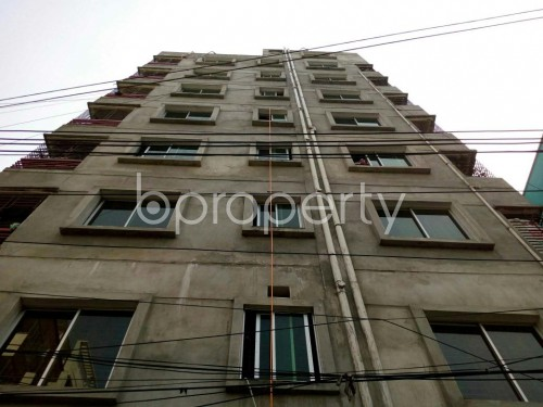 Front view - 2 Bed Apartment to Rent in Dhanmondi, Dhaka - 1860356