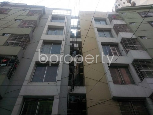 Front view - 3 Bed Apartment to Rent in Kathalbagan, Dhaka - 1860357