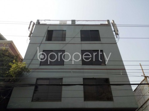 Outside view - Office to Rent in Nikunja, Dhaka - 1860359