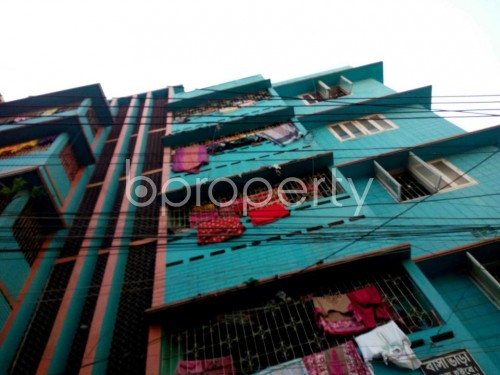 Front view - 2 Bed Apartment to Rent in Narayanganj, Narayanganj City - 1860361