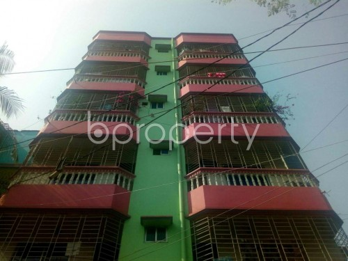 Front view - 3 Bed Apartment to Rent in Mirpur, Dhaka - 1860363
