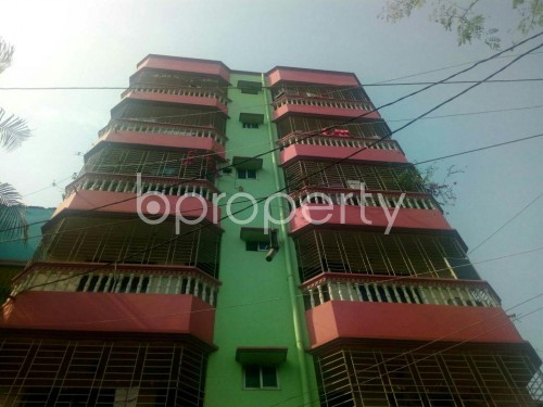 Front view - 2 Bed Apartment to Rent in Mirpur, Dhaka - 1860367
